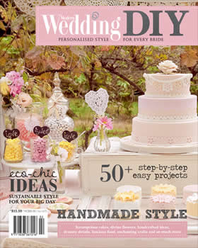 Modern Wedding Diy Magazine Subscription Australia 1 Iss Yr