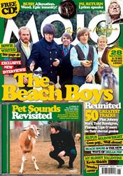 Mojo Magazine Subscription (UK) - 12 iss/yr