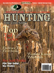 Mossy Oak Hunting Magazine Subscription (US) - 4 iss/yr