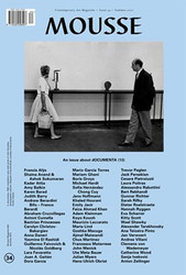 Mousse Magazine Subscription (Italy) - 5 iss/yr