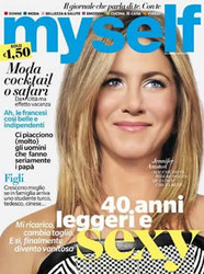 Myself Magazine Subscription (Italy) - 12 iss/yr