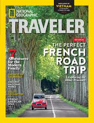 National Geographic Traveler Magazine Subscription (US) - 4 iss/yr