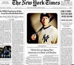 New York Times (Sunday Edition - NY Only) Magazine Subscription - 52 iss/yr