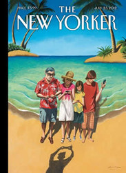 New Yorker Magazine Subscription (US) - 47 iss/yr