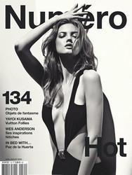 Numero Magazine Subscription (France) - 10 iss/yr