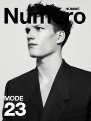 Numero Homme Magazine Subscription (France) - 2 iss/yr