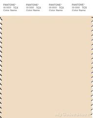 PANTONE SMART 12-0710X Color Swatch Card, Navajo