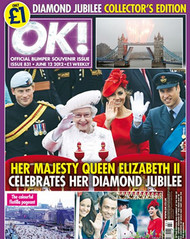 OK Magazine Subscription (UK) - 52 iss/yr