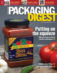 Packaging Digest Magazine Subscription (US) - 12 iss/yr