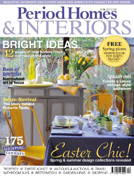 Period Homes U0026 Interiors Magazine Subscription (UK)   12 Iss/yr