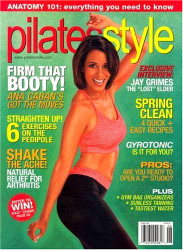 Pilates Style Magazine Subscription (US) - 6 iss/yr