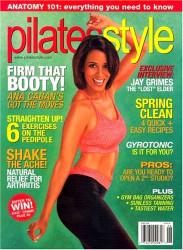 Pilates Style Magazine Subscription (US) - 6 iss/yr