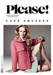 Please Magazine Subscription (France) - 2 iss/yr