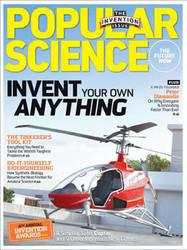 Popular Science Magazine Subscription (US) - 12 iss/yr