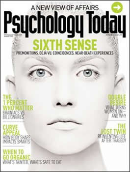 Psychology Today Magazine Subscription (US) - 6 iss/yr