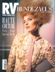 Rendezvous de la mode Magazine Subscription (Italy) - 2 iss/yr