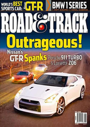 Road And Track Magazine Subscription (US) - 12 iss/yr