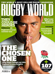 Rugby World Magazine Subscription (UK) - 12 iss/yr