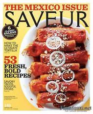 Saveur Magazine Subscription (US) - 9 iss/yr