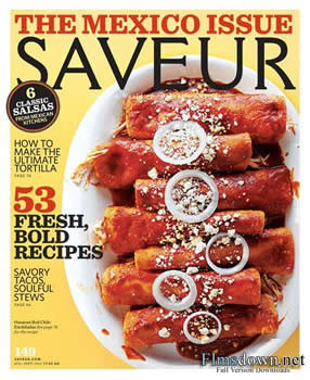 Saveur Magazine Subscription (US) - 9 iss/yr