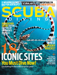 Scuba Diving Magazine Subscription (US) - 11 iss/yr
