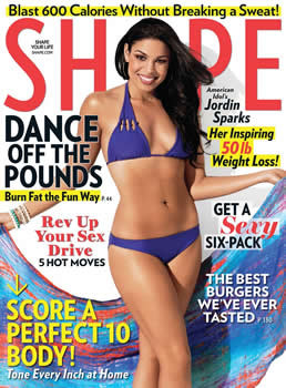 Shape Magazine Subscription (US) - 12 iss/yr