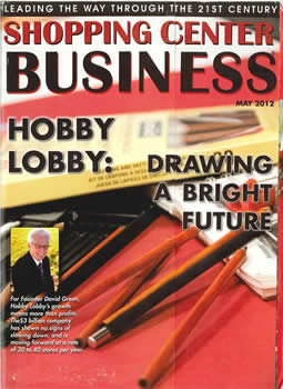Shopping Center Business Magazine Subscription (US) - 12 iss/yr