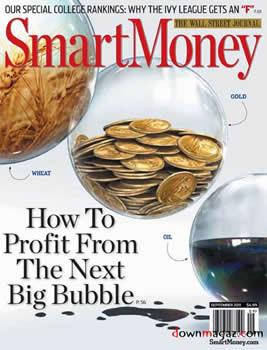 Smart Money Magazine Subscription (US) - 12 iss/yr