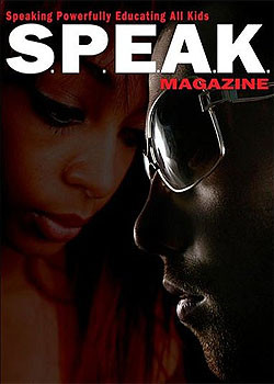 Speak Magazine Subscription (US) - 6 iss/yr