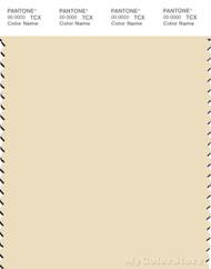 PANTONE SMART 12-0806X Color Swatch Card, Rutabaga