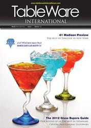 Tableware International Magazine Subscription (UK) - 2 iss/yr
