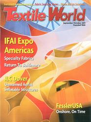 Textile World Magazine Subscription (US) - 6 iss/yr