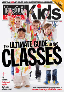 Time Out New York Kids Magazine Subscription (US) - 4 iss/yr