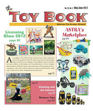 Toy Book Magazine Subscription (US) - 12 iss/yr