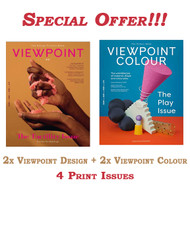 Viewpoint Design + Colour Combo  Subscription (Holland) - (Print Edition)