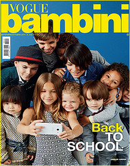 Vogue Bambini Magazine Subscription (Italy) - 6 iss/yr