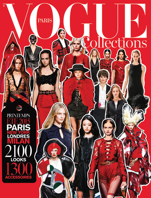Vogue Collections Magazine Subscription (France) - 2 iss/yr