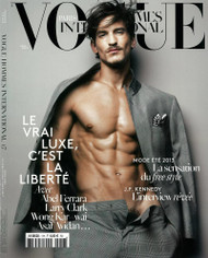 Vogue Hommes International Magazine Subscription (France) - 2 iss/yr