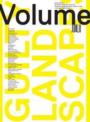 Volume Magazine Subscription (Holland) - 4 iss/yr