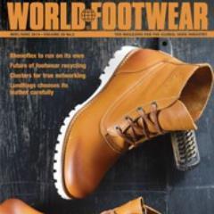 World Footwear Magazine Subscription (UK) - 6 iss/yr
