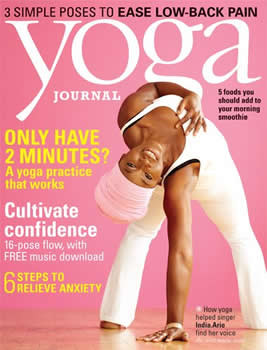 Yoga Journal Magazine Subscription (US) - 7 iss/yr