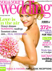 You And Your Wedding Magazine Subscription (UK) - 6 iss/yr
