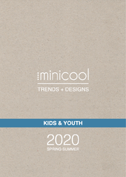 Minicool Kids - Trend forecast Spring/Summer 2020