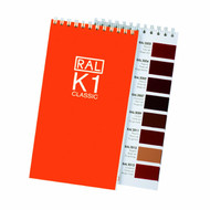 RAL K1 Classic Colour Guide | New RAL Color Card Gloss