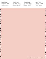 PANTONE SMART 12-1207X Color Swatch Card, Pearlblush