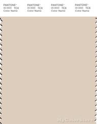 PANTONE SMART 12-1403X Color Swatch Card, Tapioca