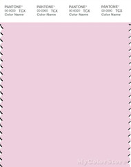 PANTONE SMART 12-2905X Color Swatch Card, Cradle Pink