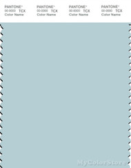 PANTONE SMART 12-4609X Color Swatch Card, Starlight Blue