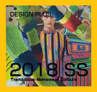 Design Plus Menswear Colour Trend Book SS 2018