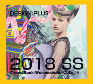 Design Plus Womenswear Colour Trend Book SS 2018